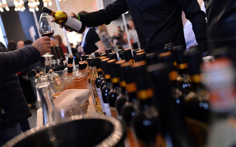 Най-значимият форум на българското вино DiVino.Taste 2018 е в Интер Експо Център София