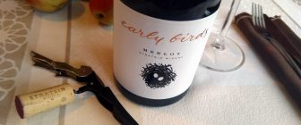 Early Birds Merlot 2016 – Stratsin Winery