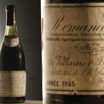 Продадоха най-скъпата бутилка вино в света за 558 000 долара