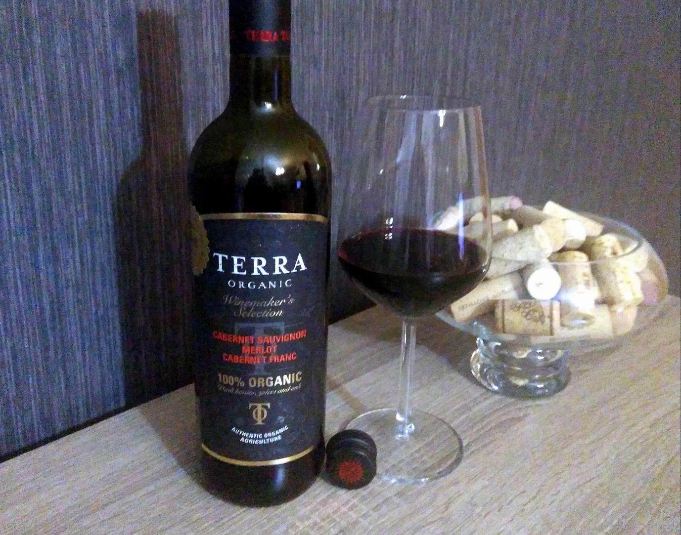 Terra Organic Winemaker's selection 2016 – Terra Tangra