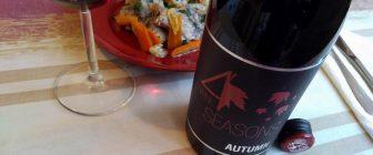 Pinot Noir 2015 Seasons Autumn – Villa Yustina