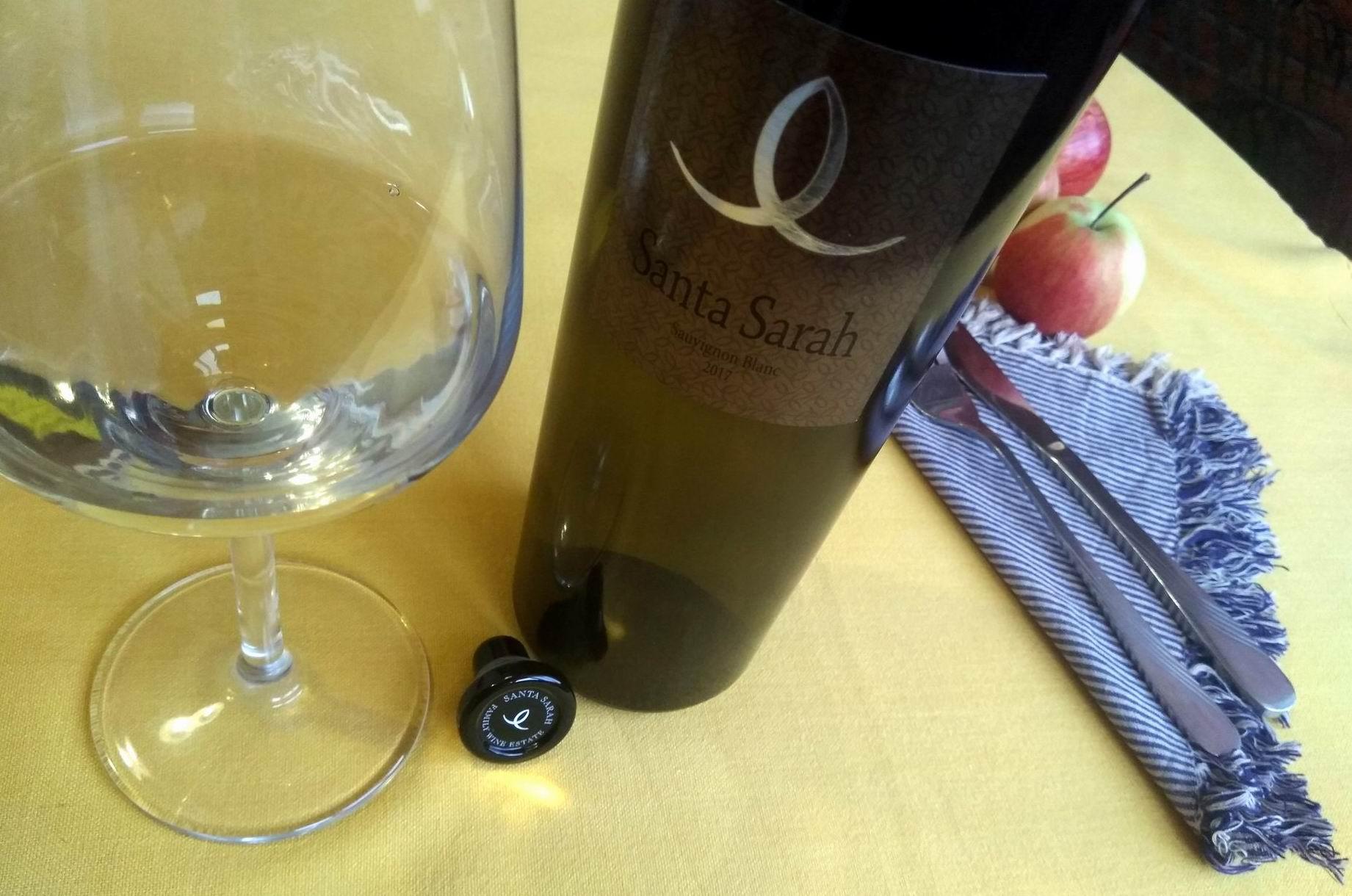 Sauvignon Blanc 2017 – Santa Sarah
