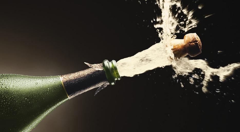Любопитни факти за шампанското