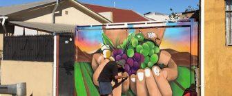 Маршрутът за вино и графити във Валпараисо – Чили