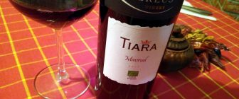 Tiara Mavrud 2017 – Zagreus Winery