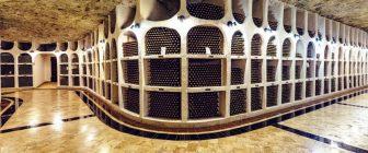Вино под земята