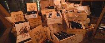 Колекция вина за 21 милиона долара