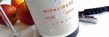 Midalidare Grand Vintage Syrah 2015 – Midalidare Estate