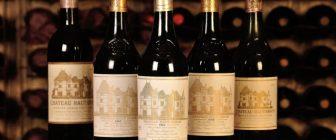 Haut-Brion – най-старата луксозна напитка в света