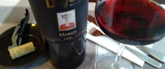 Merlot Barrique 2015 – Dives Estate
