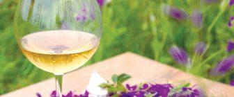 Цветята във виното