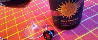 Black Label Terra Tangra Mavrud 2015