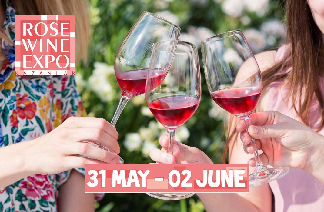 Деветото издание на Rose Wine Expo 2019 – под мотото: ROSE- positive