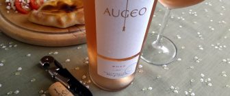 Augeo Rose 2017 – Augeo Family Estate
