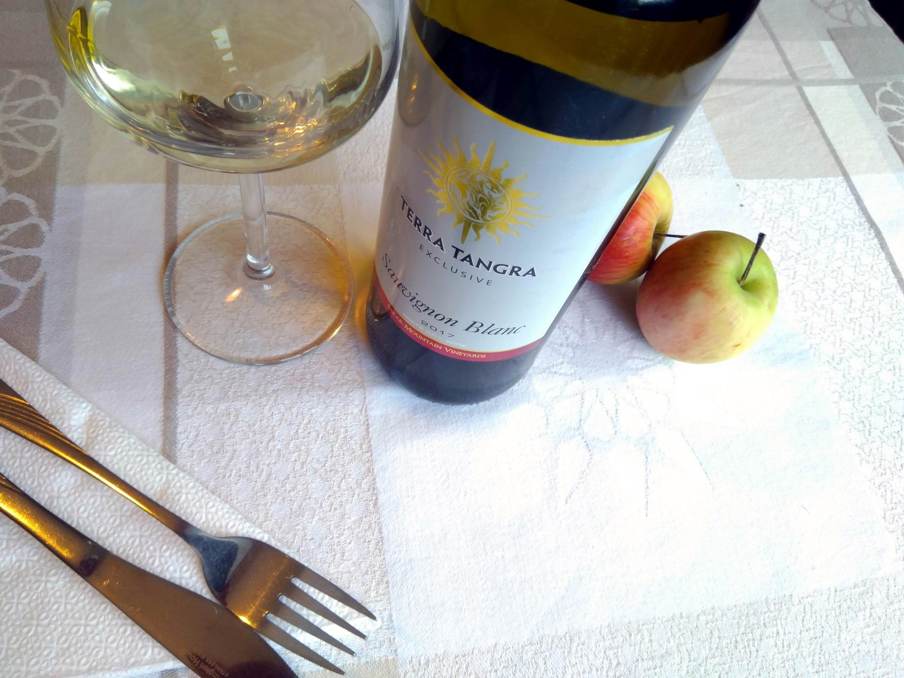 Sauvignon Blanc 2017 – Terra Tangra