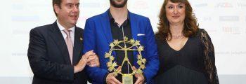 Гръцкото Cuvee Monsignori Santorini 2017 с Гранд трофея на 8-ия Балкански международен винен конкурс и фестивал