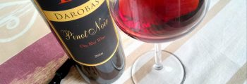 Pinot Noir 2016 – Darobas Winery