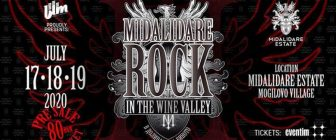 Midalidare Rock In The Wine Valley завръща