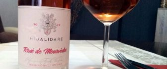 Rose de Mourvedre 2017 – Midalidare Estate