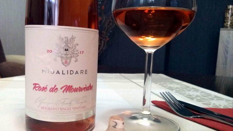 Rose de Mourvedre 2017 – Midalidare Estate