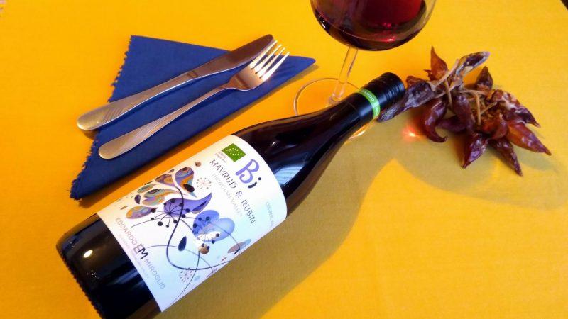 Mavrud & Rubin Bio Wine 2016 – Edoardo Miroglio