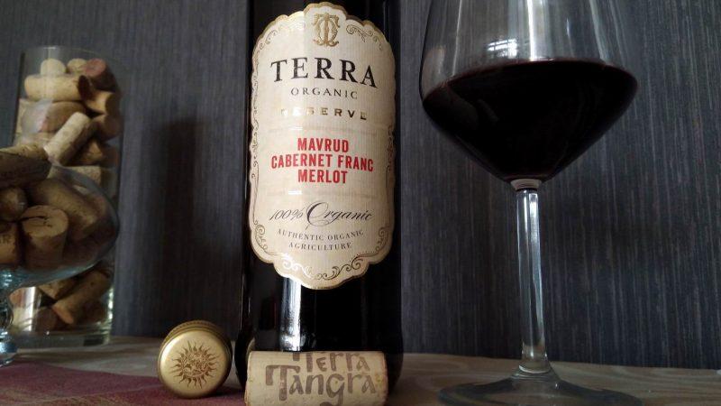Terra Organic Reserve 2016 – Terra Tangra