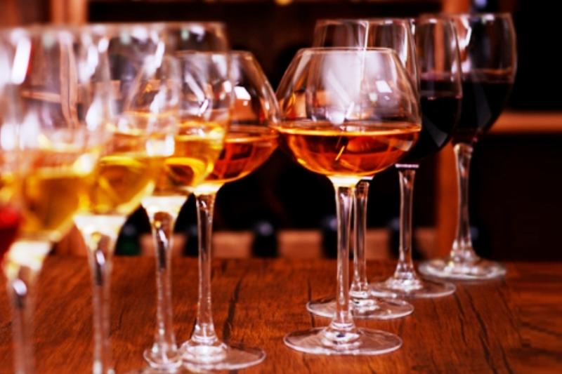 Как се прави подсилено вино