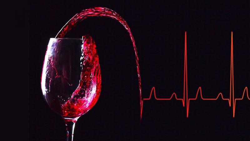 Естествените полифеноли в червеното вино допринасят за здравословно сърце