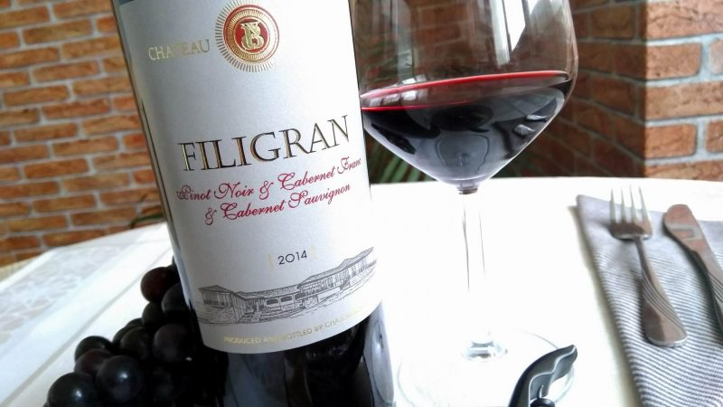 Filigran 2014 – Chateau Botevo