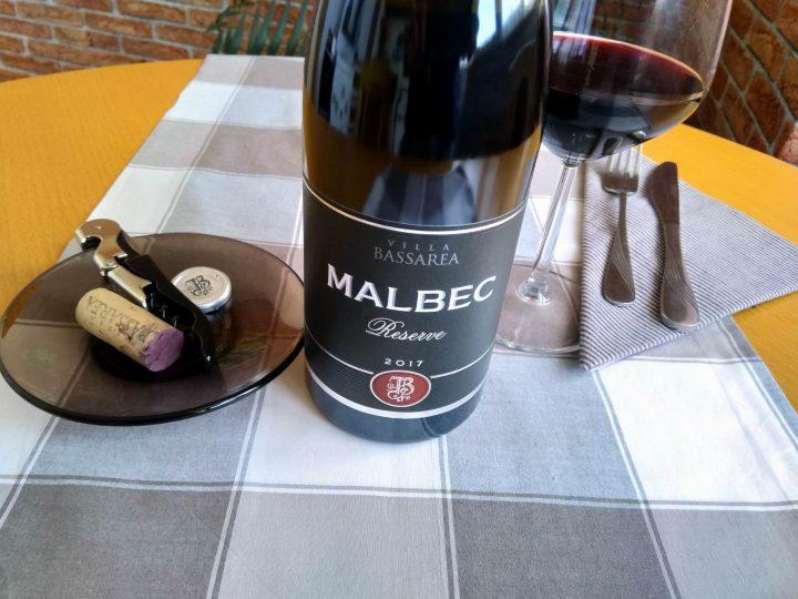 Malbec 2017 – Villa Bassarea