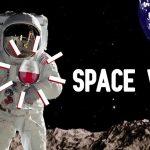 12 бутилки с изискано френско вино беше изпратено в космоса за една година