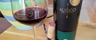 Syrah & Merlot – Organic Wine 2016 – Augeo Family Estate