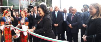 """Министърът на земеделието Десислава Танева откри изложбите """"Агра"""", """"Винария"""" и """"Фудтех"""" в Пловдив"""