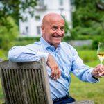 Richard Juhlin - за най-доброто шампанско в света.