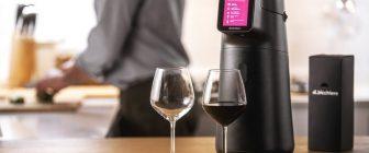 Умен дозатор за вино Albicchiere печели наградата CES 2020
