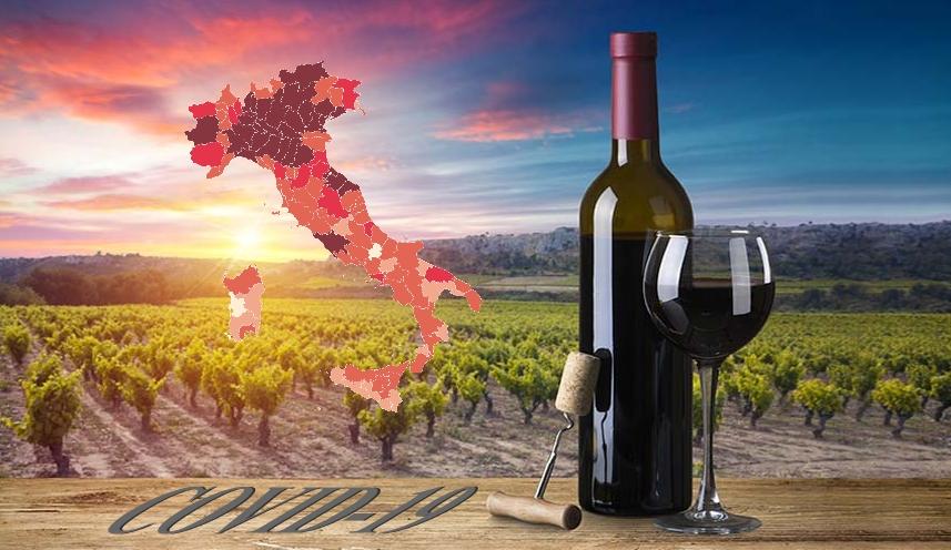 COVID-19: между виното и карантината в Италия