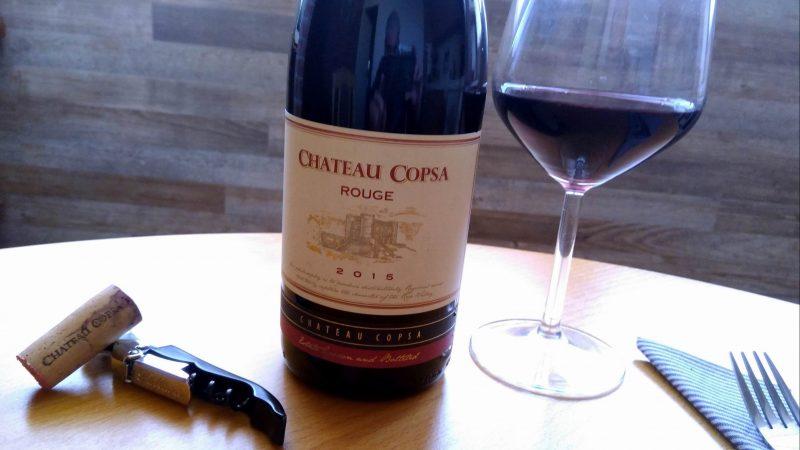 Rouge 2015 – Chateau Copsa