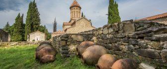 Най-старото доказателство за винопроизводството, намерено в Грузия