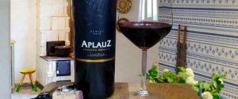 AplauZ Merlot 2015 Premium Reserve – Villa Melnik