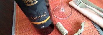 AplauZ Syrah 2014 – Villa Melnik