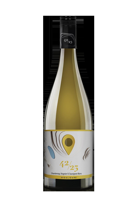 42/25 Chardonnay, Viognier & Sauvignon Blanc 2019