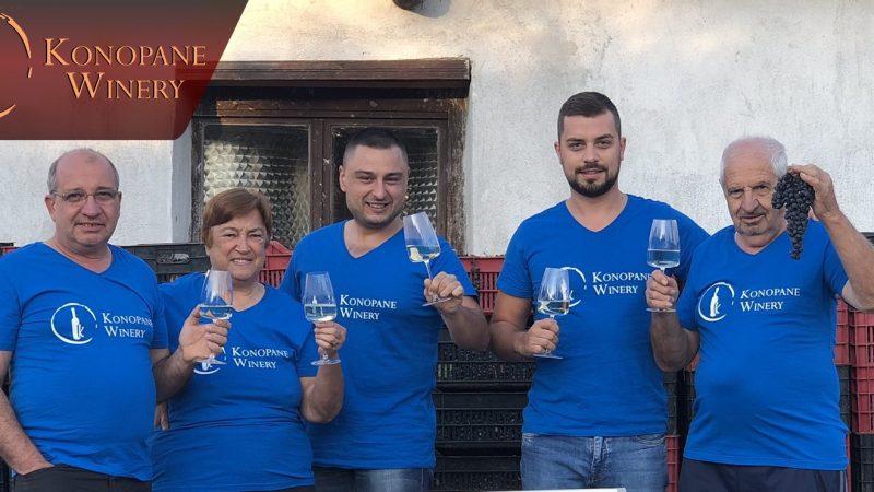 Среща с Тихомир Маринов и Konopane Winery