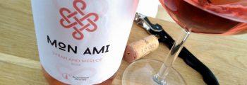 Mon Ami Rose 2019 – Konopane Winery