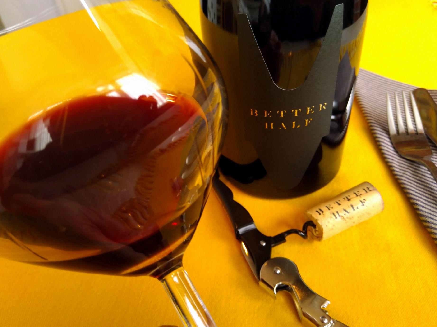 Better Half – Single Vineyard – 2017
