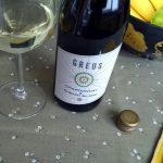 GREUS Chardonnay & Chenin Blanc 2016 - Tohun Winery