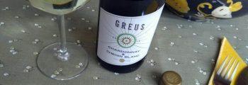 GREUS Chardonnay & Chenin Blanc 2016 – Tohun Winery