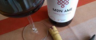 Mon Ami – Cabernet Sauvignon 2019 – Konopane Winery