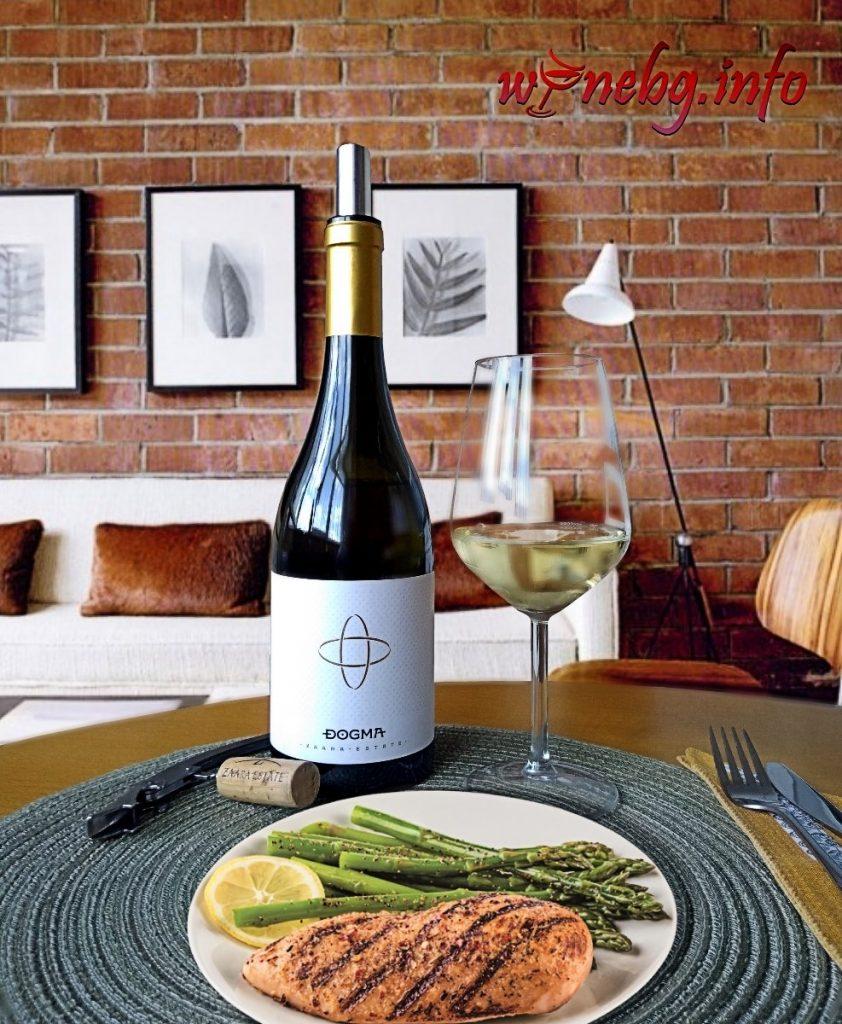 Dogma Chardonnay 2018 - Zaara Estate