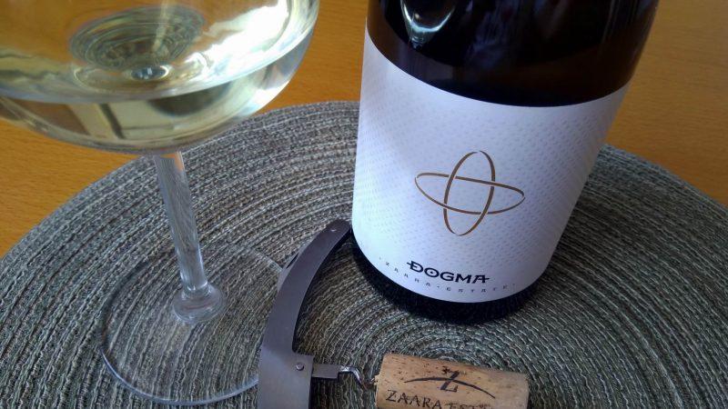 Dogma Chardonnay 2018 – Zaara Estate