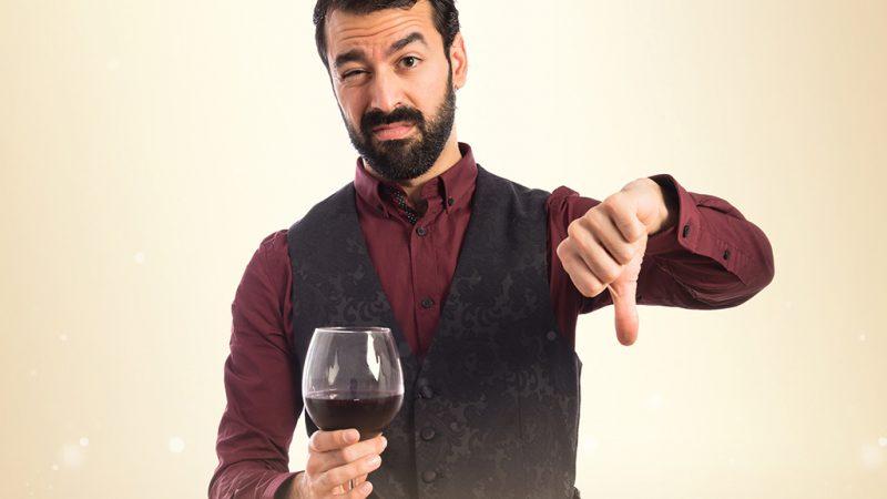 Как да разпознаем дефектите във виното